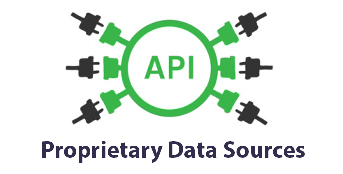 Proprietary Data Sources