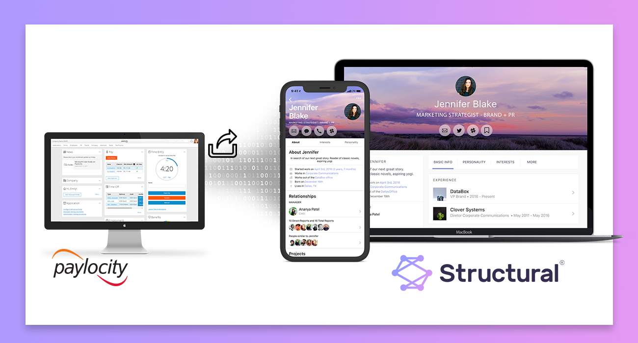 Sync.  Connect.  Discover.